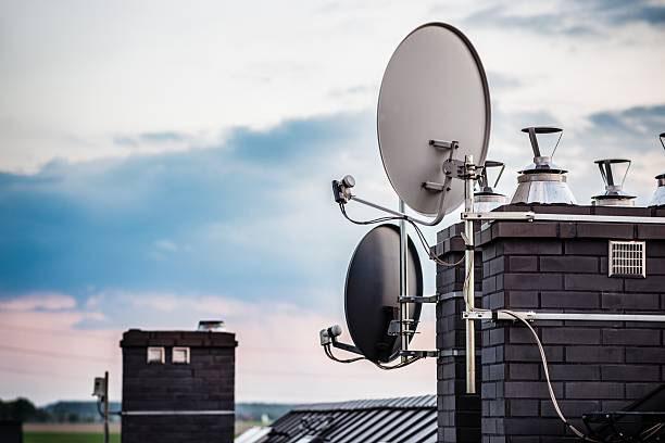 çanak anten yıldırımdan korunma
